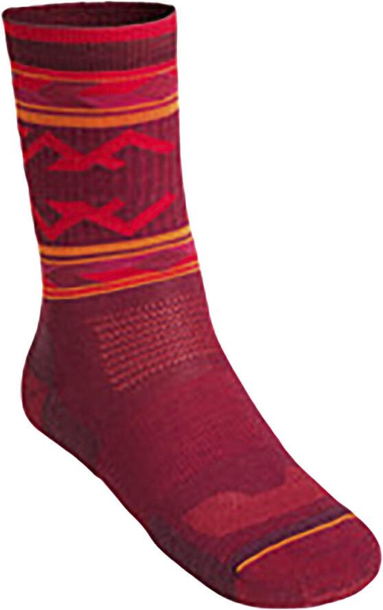 ASIVIK Walker Sock, Wool, red