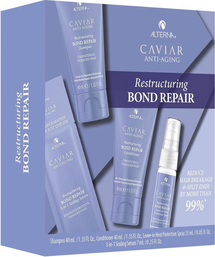 ALTERNA Caviar Anti-Aging Bond Repair Restructuring Bond Repair Trial Kit
