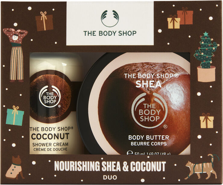 Nourishing Shea & Coconut Duo