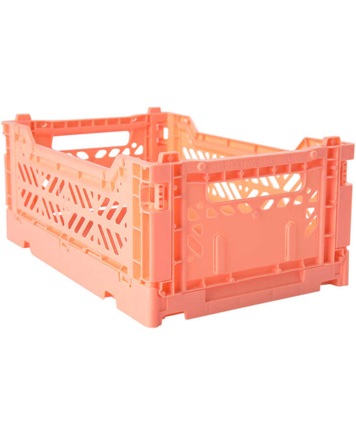 Colour Crate S Salmon