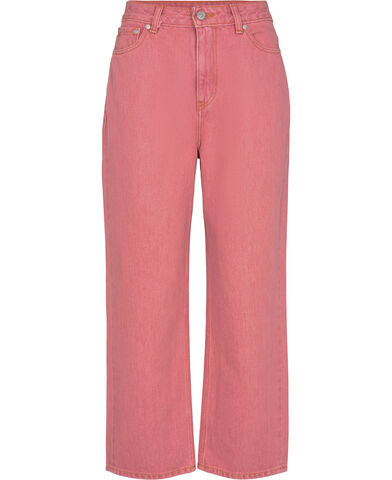 F5934 Højtaljede jeans