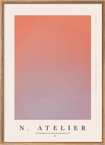 N. Atelier - N. Atelier   Poster & Frame 001