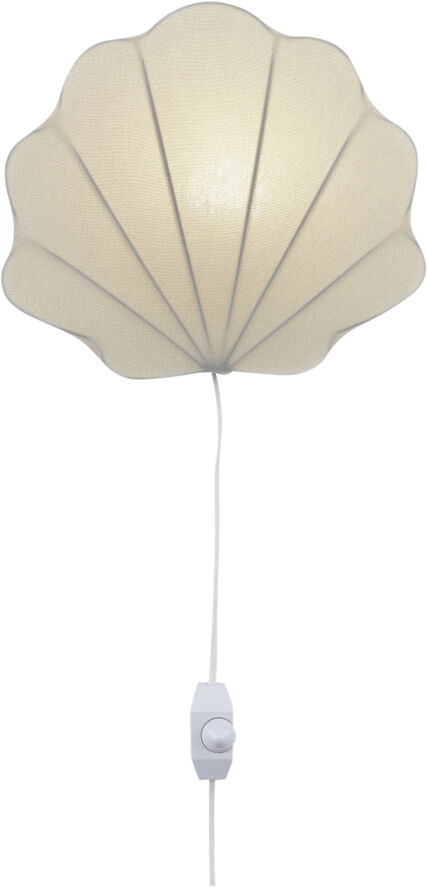 FABRIC LAMP CLAM