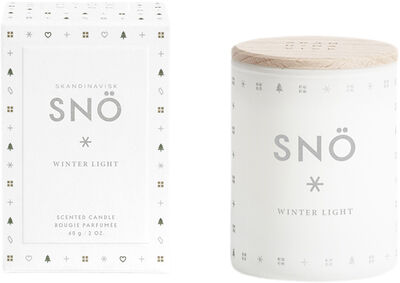SNÖ 60gr Mini Scented Candle