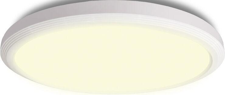 Ultra Light plafond 3 step Ø24 hvid