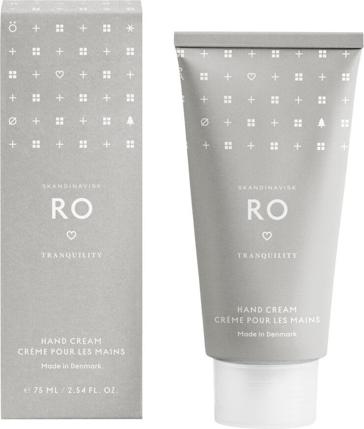 RO Tranquility håndcreme 75 ml.