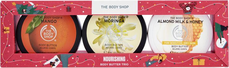 Nourishing Body Butter Trio