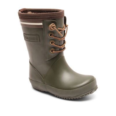 "RUBBER BOOT - ""LACE THERMO"