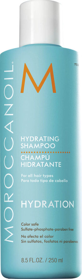 Hydrating Shampoo 250 ml.