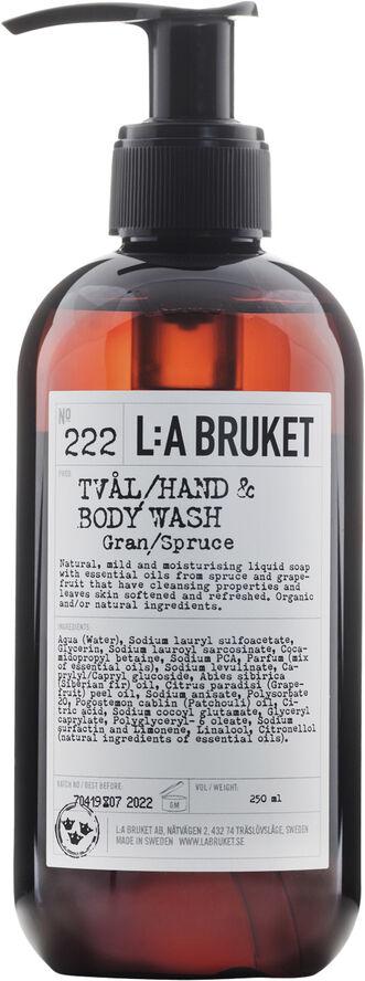 Flytande tvål Gran 250 ml