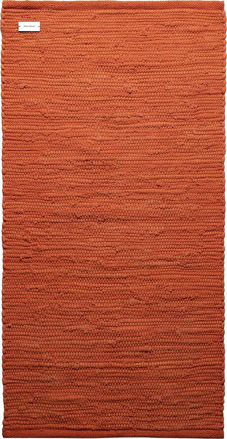 Bomuldstæppe, Solar Orange