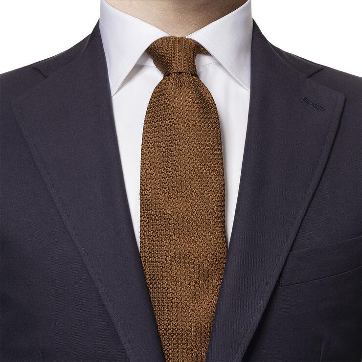 Orange Grenadine Tie
