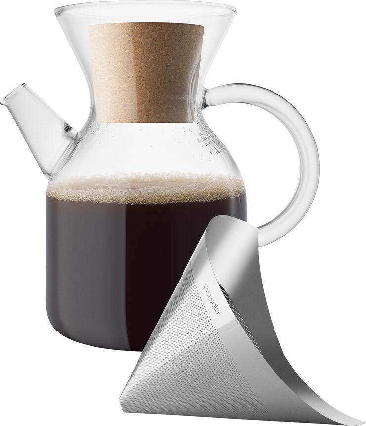 Pour-over kaffebrygger