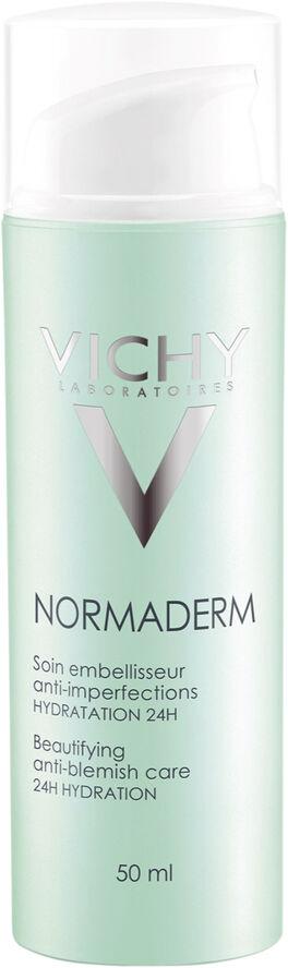 Normaderm Beautyfying Anti-blemish dagcreme til uren/fedtet hud 50 ml.