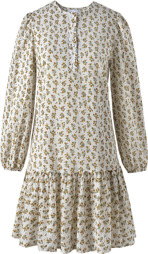 Taven Dress Seersucker