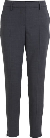 Check suiting relax fit pant