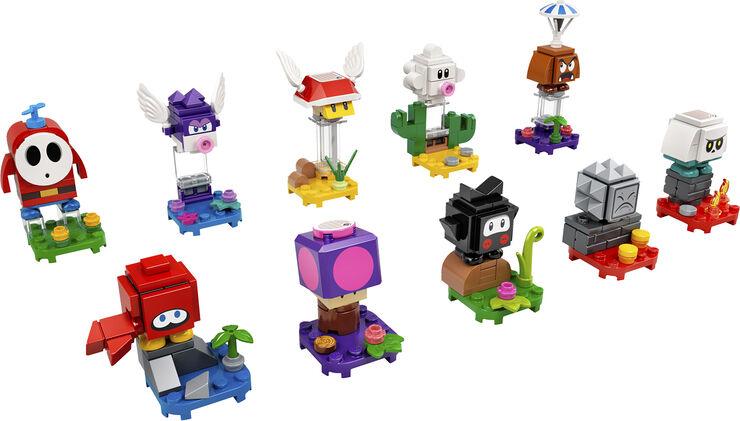 Figurpakker  serie 2