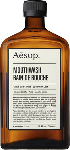 Mouthwash