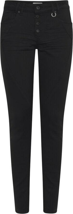 PZANNA Jeans Skinny Leg Stay Black