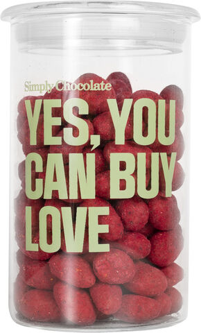 SC Glas: YES, YOU CAN BUY LOVE