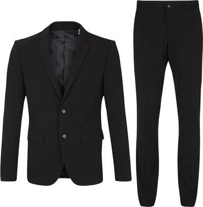 Suit med let stretch