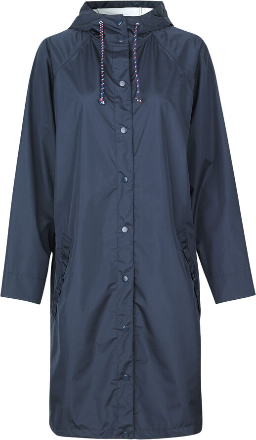 Solid Magpie Raincoat