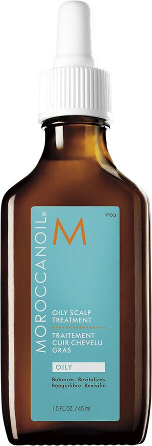 Oily Scalp Treatment, 45 ml.