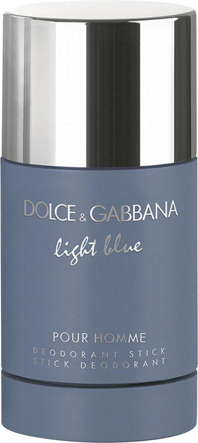 Light Blue Pour Homme Deodorant Stick 75 ml.