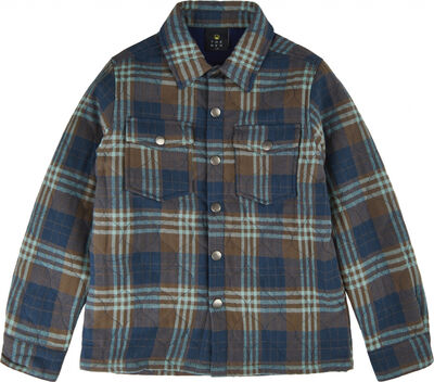VIGS QUILTED SHIRT