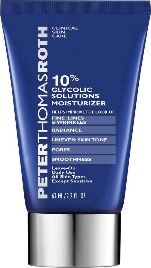 Glycolic Solutions 10% Moisturizer 65 ml.