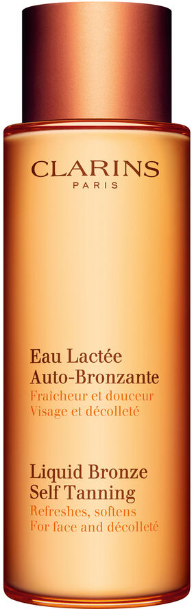 Liquid  Bronze Self Tanning 125 ml.