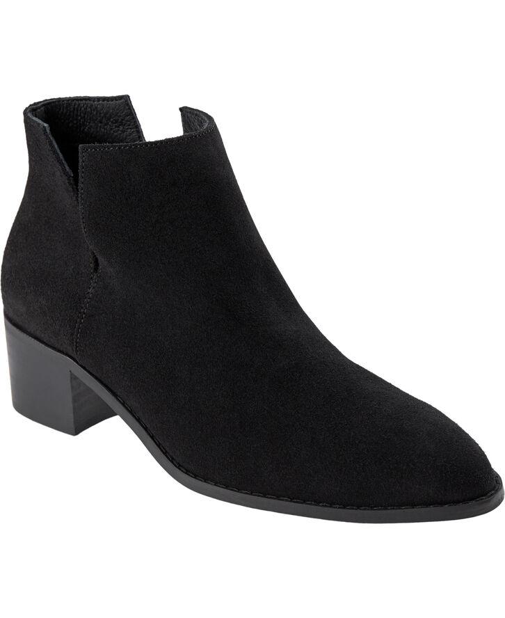 BIADARLEY Suede V-Cut Boot