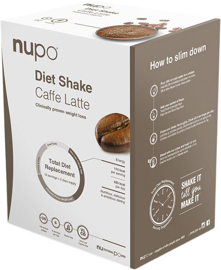 VLCD Caffe Latte
