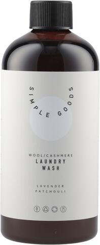 Vaskemiddel Uld og Cashmere, Lavendel, Patchouli 450 ml