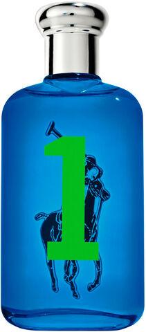 #1 Big Pony Women Blue Eau de Toilette Spray