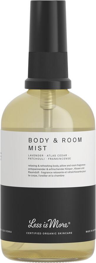 Body & Room Mist, 100 ml, fra Less is More