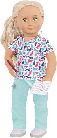 Dukketøj, Dyrelæge