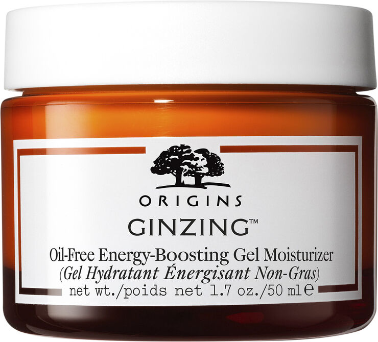 GinZing™ Energy-Boosting Gel Moisturizer with Ginseng & Coffee 50ml