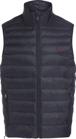 RECYCLED NYLON-TERRA VEST