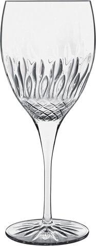 Diamante 4 stk. rødvinsglas klar 52 cl Ø9,4cm H23,