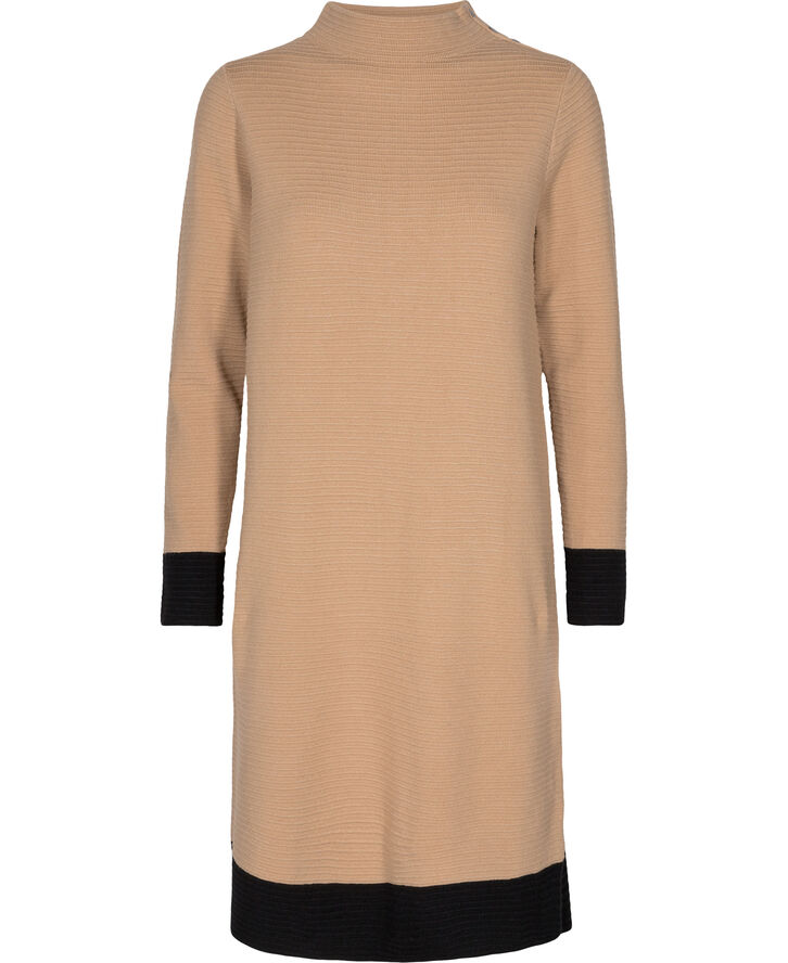 Dress_ Ottoman Knit