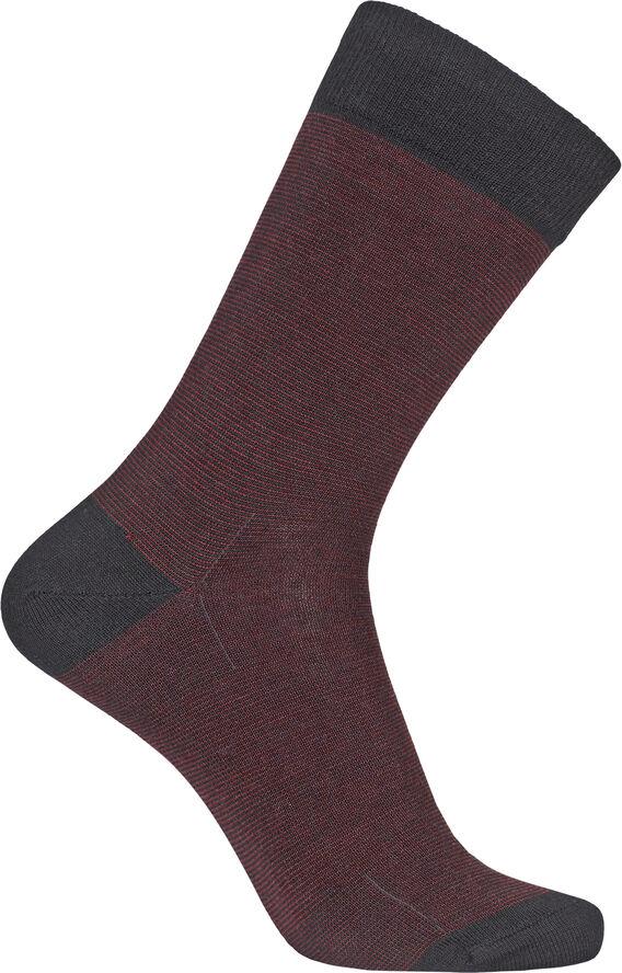 Egtved socks, cotton/wool twin
