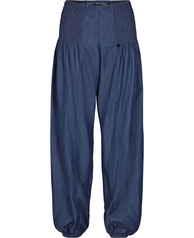 Jill wide denim bukser