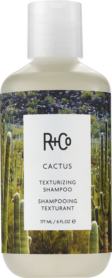 Cactus Texturizing Shampoo 177 ml.