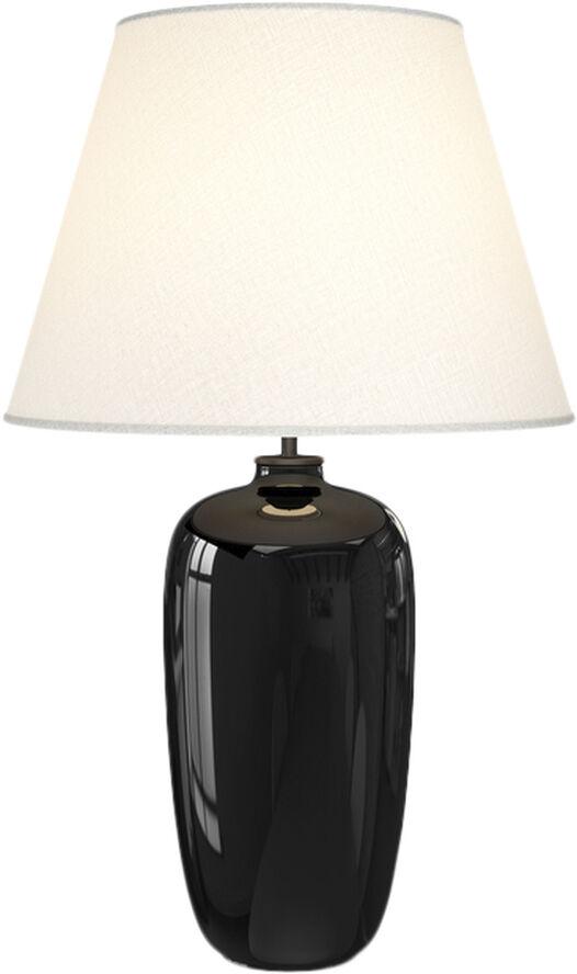 Torso Table Lamp, Black, 57 cm