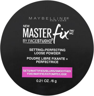 Face Studio Master Fix Setting + Perfecting Loose Powder