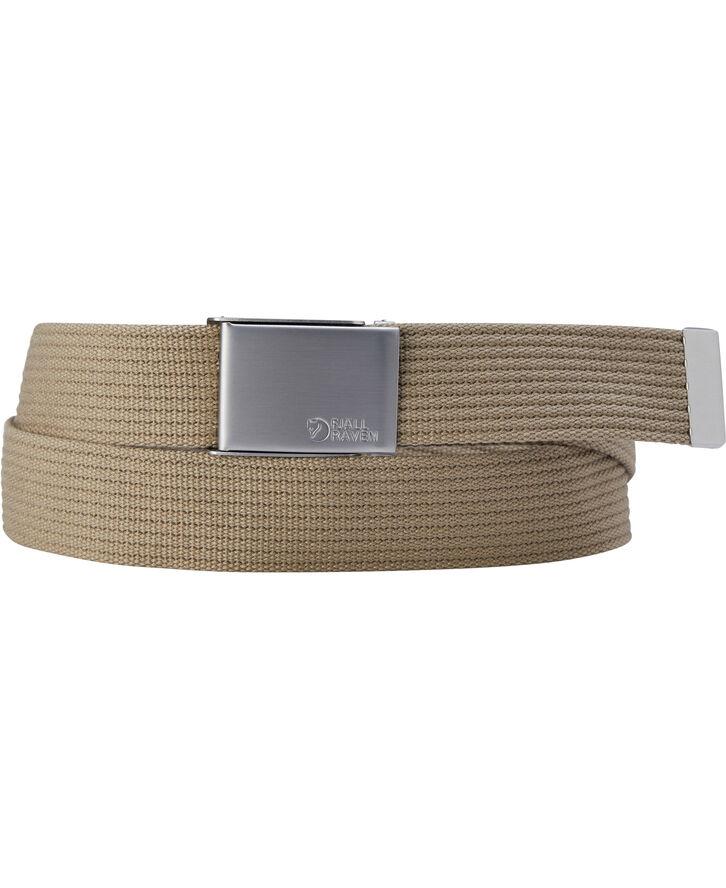 Canvas Belt