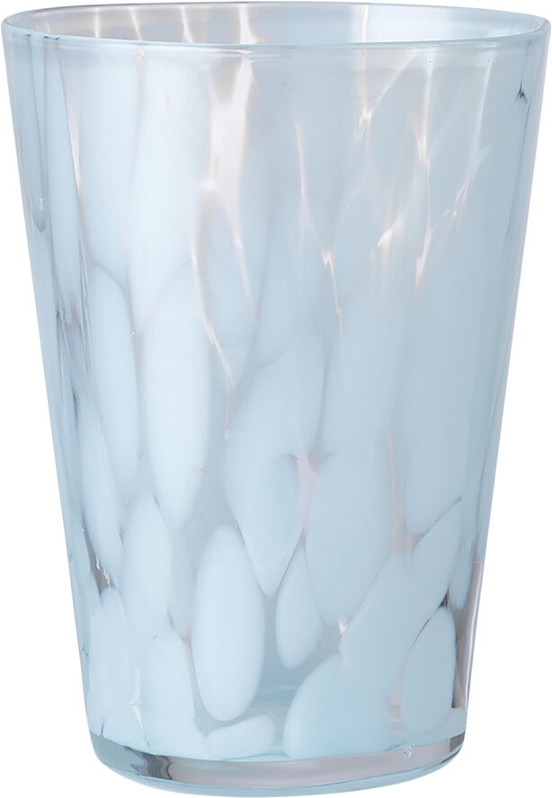 Casca Glass - Pale blue