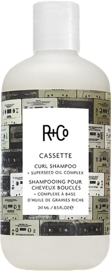 CASSETTE Curl Shampoo