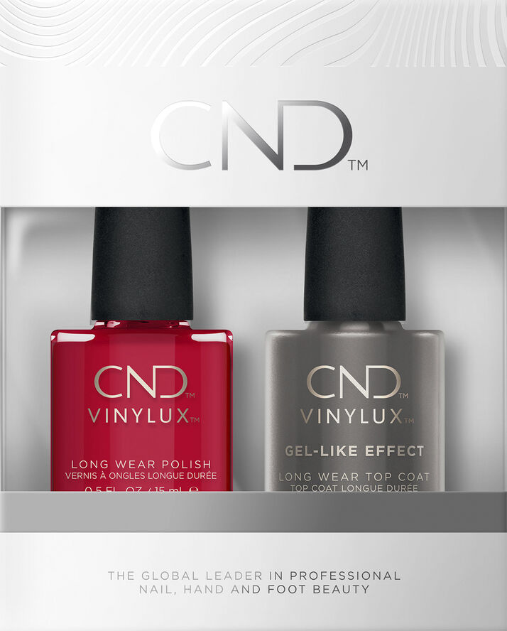 CND Duo Kit Nail Care SolarOil and Cuticle Eraser